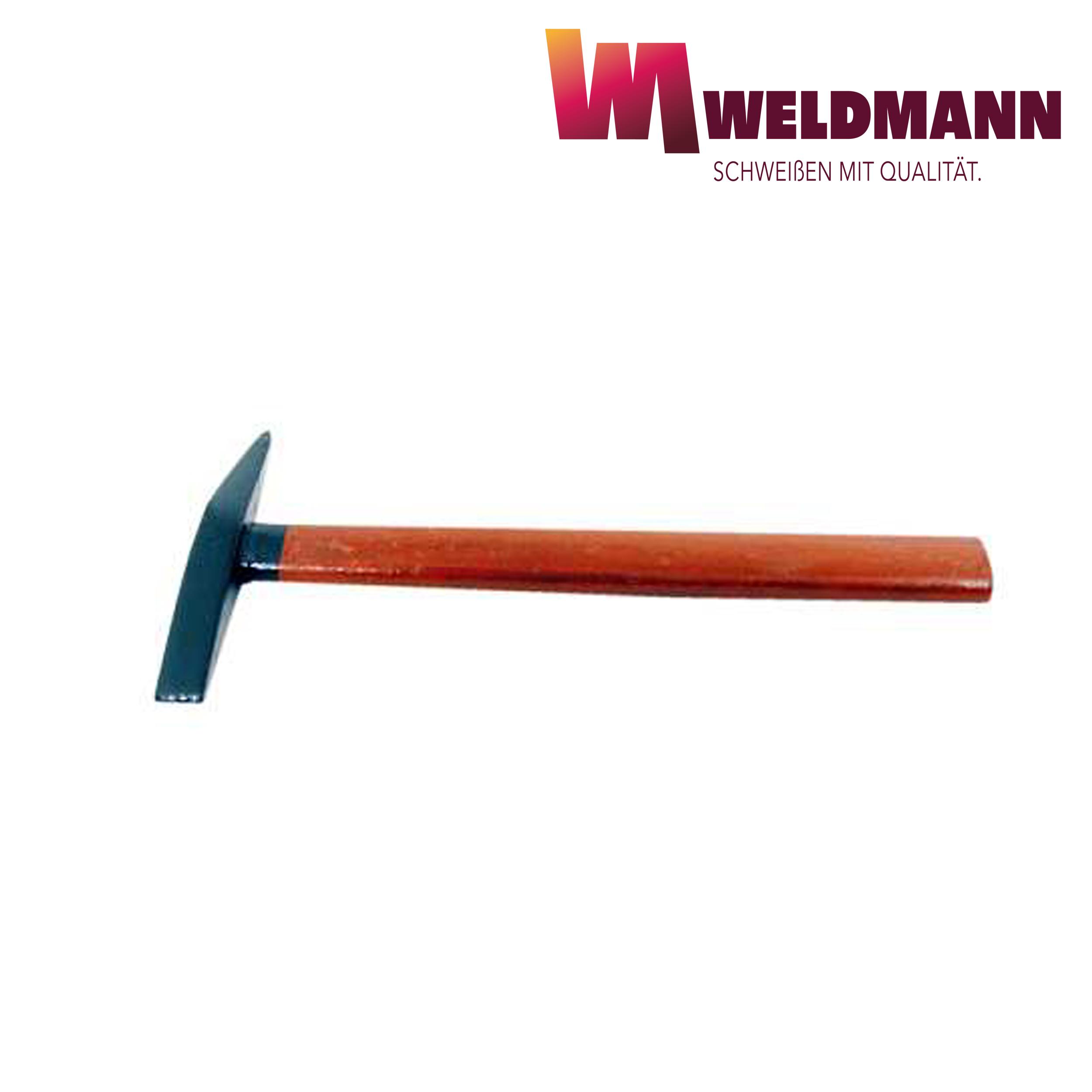 Stahlhammer 245 g Holzstiel