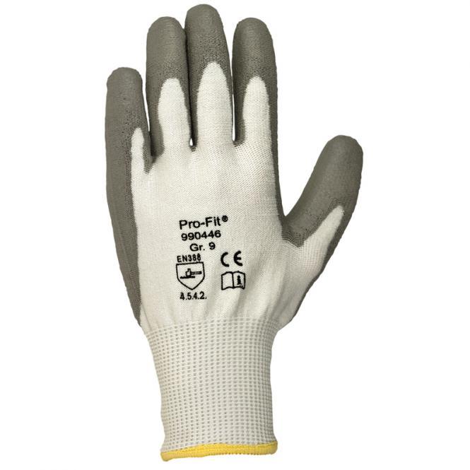 PU-Schnittschutzhandschuh Level 5, Gr. 10