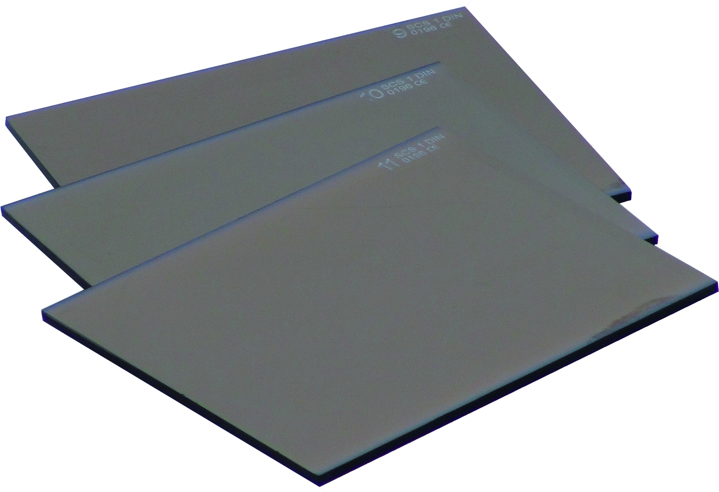 SSG 51x108 mm, CE 8, verspiegelt