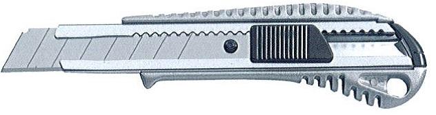 Cuttermesser aus Metall
