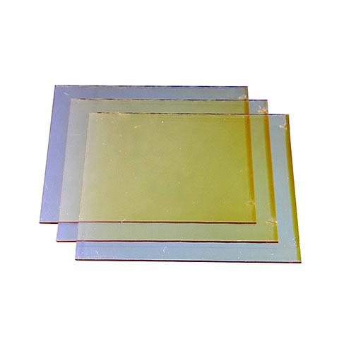 Vorsatzscheiben - Glas spritzerabweisend