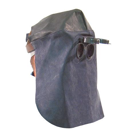 Schutzhaube mit Klappbrille, ohne Nase, dia. 50 mm
