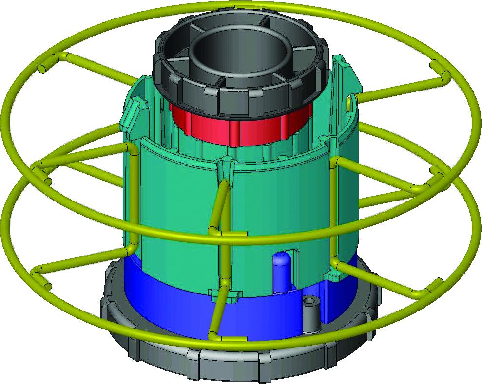 Zentrier-Adapter f