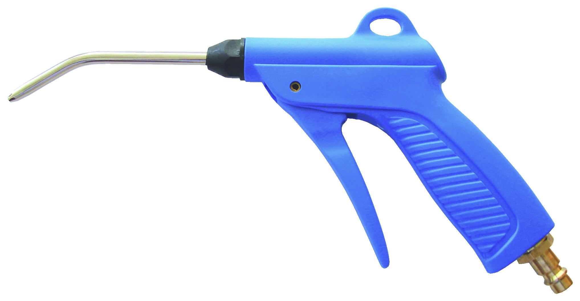 Blaspistole aus Kunststoff