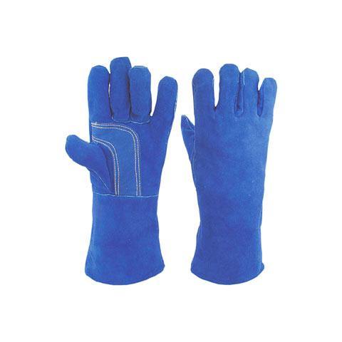 "5-Finger Schweisserhandschuhe,Spaltleder ""LUCIA"" Gr. 11"