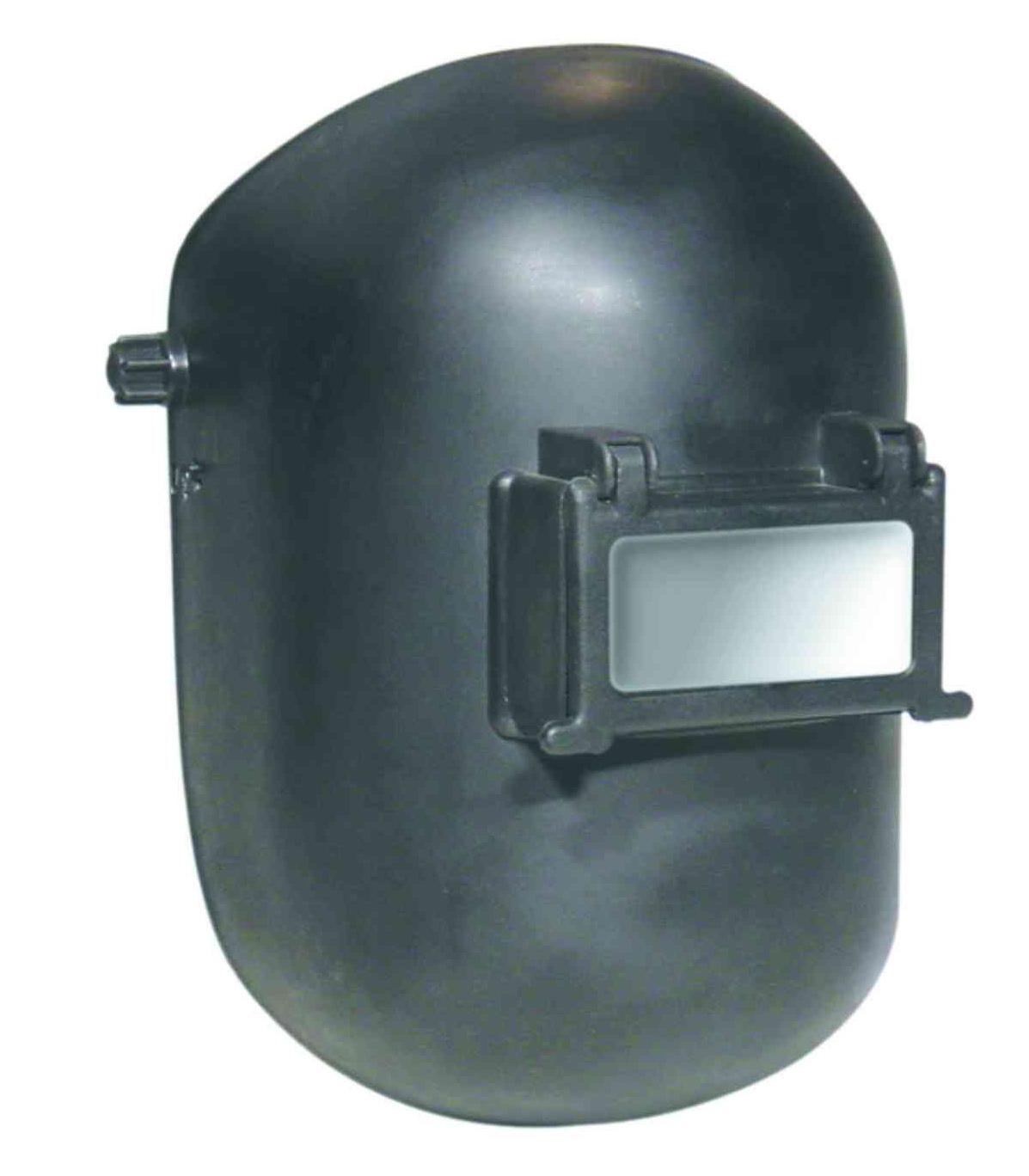 Kopfschutzschirm aus Fiberglas, klappbar