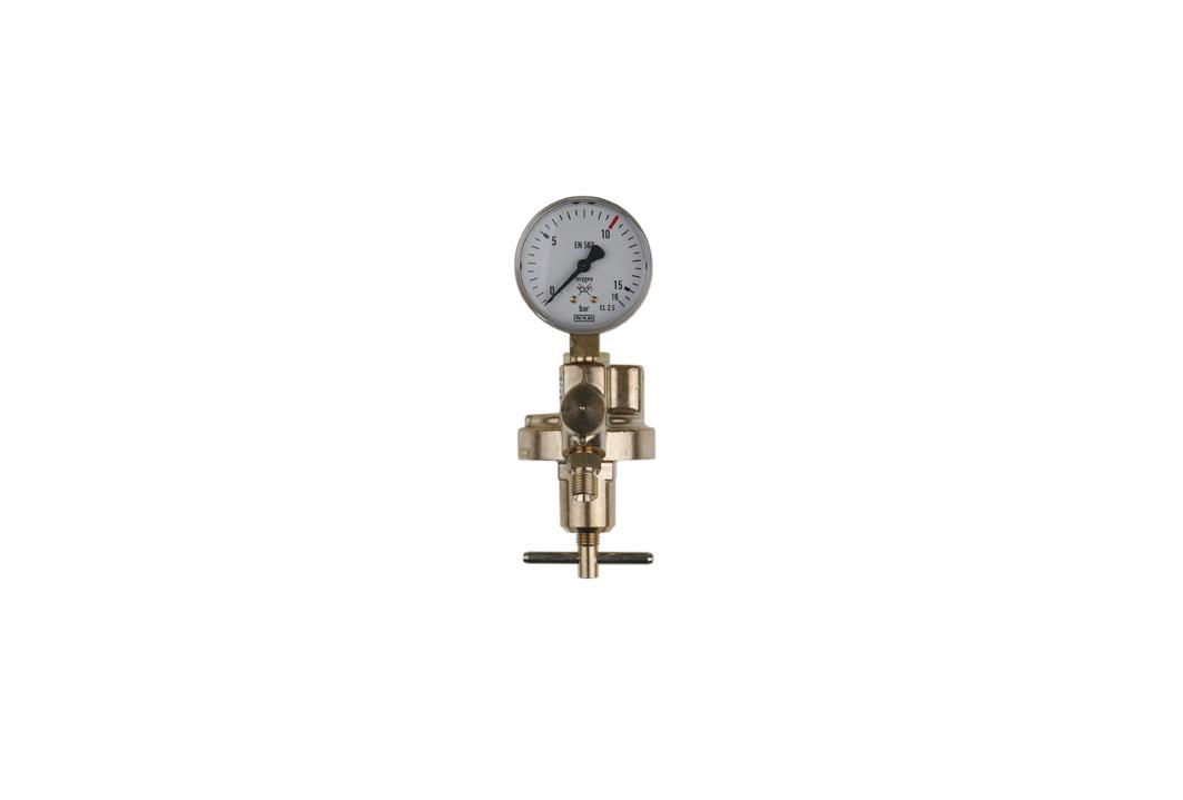 Entnahmestellen Druckminderer Argon, 5-30 Liter