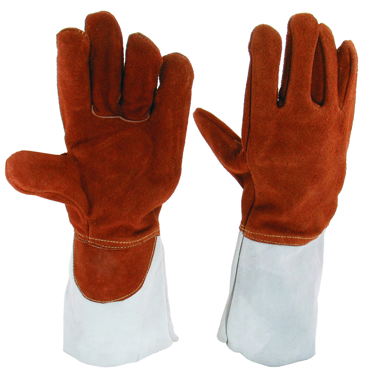5-Finger Schweisserhandschuhe SEBATAN, Gr. 11