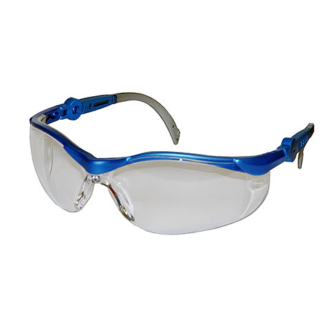 Panorama-Vollsichtbrille klar, B