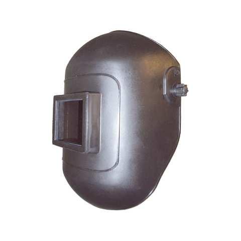 Kopfschild mit Kopfband, PVC