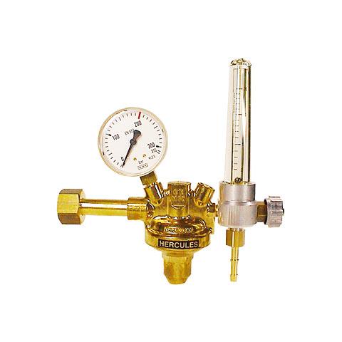 Druckminderer Argon Flowmeter