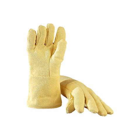 5-Fingerhandschuhe, 35 cm, Hitzeschutz ca. 500