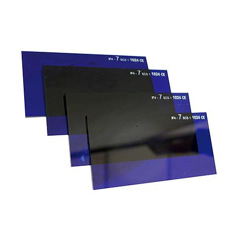 Ofenschauglas 60x120 mm, CE