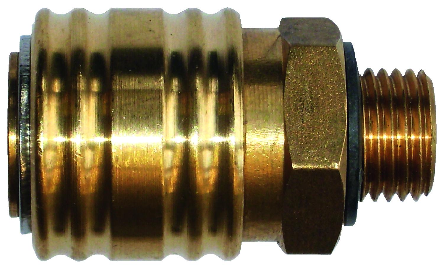 Kupplung Ms DN7,2, G 1/2 a