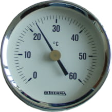 Magnet Thermometer 0-300